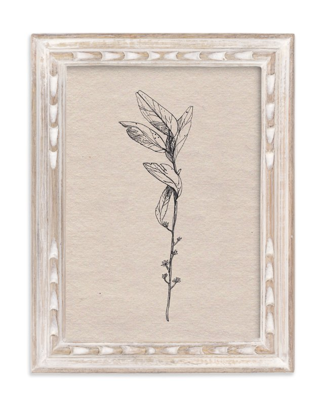 Dancing Branches Wall Art Prints by Andrea Rose | Minted