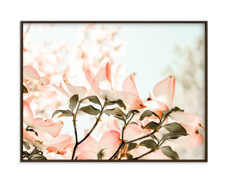 """reaching for the sky"" - Limited Edition Art Print by Qing Ji in beautiful frame options and a variety of sizes."