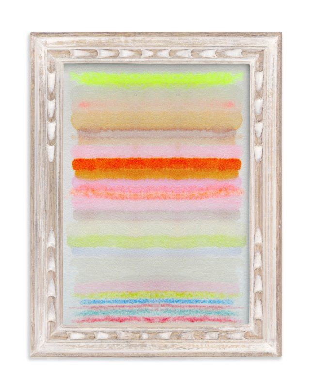 """""""Inner Light"""" - Limited Edition Art Print by Kristi Kohut - HAPI ART AND PATTERN in beautiful frame options and a variety of sizes."""