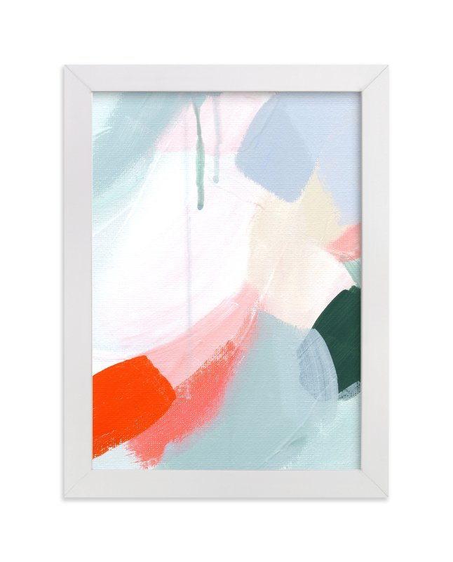 """""""Enliven"""" - Limited Edition Art Print by Melanie Severin in beautiful frame options and a variety of sizes."""