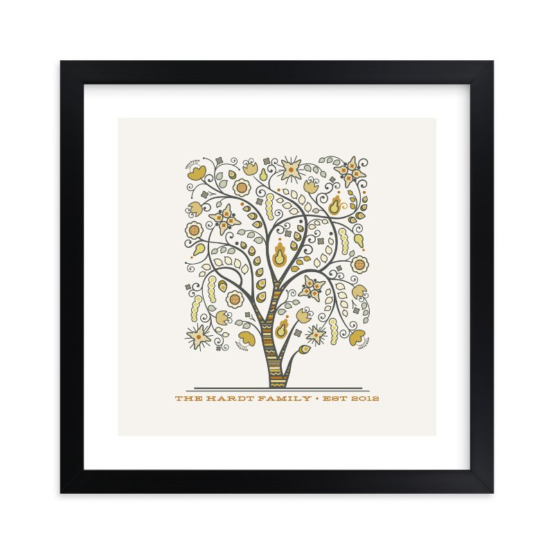 """""""Tree of Life"""" by Kimberly Morgan in beautiful frame options and a variety of sizes."""