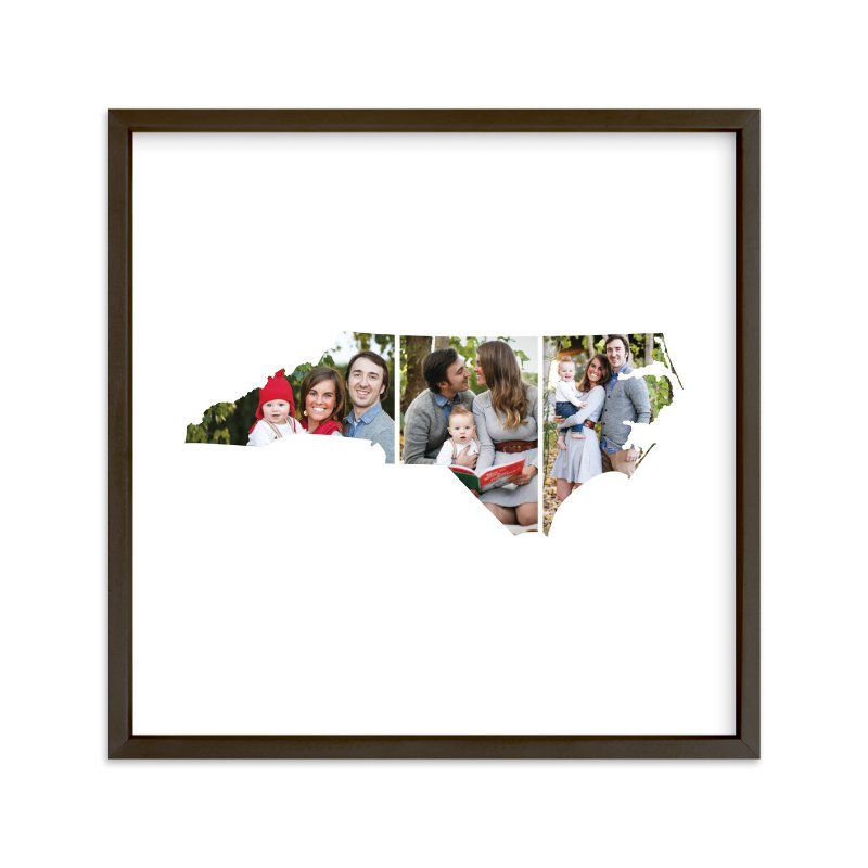 """""""North Carolina Love Location"""" - Custom Photo Art Print by Heather Buchma in beautiful frame options and a variety of sizes."""