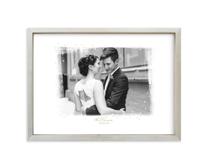 """""""Glistening Frame"""" - Custom Photo Art Print by Laura Hankins in beautiful frame options and a variety of sizes."""
