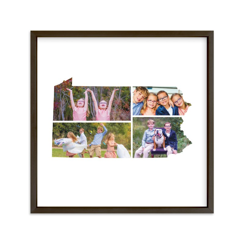 """""""Pennsylvania Love Location"""" - Custom Photo Art Print by Heather Buchma in beautiful frame options and a variety of sizes."""