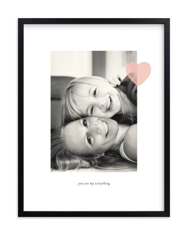 """""""Mom Love"""" - Custom Photo Art Print by Sara Hicks Malone in beautiful frame options and a variety of sizes."""