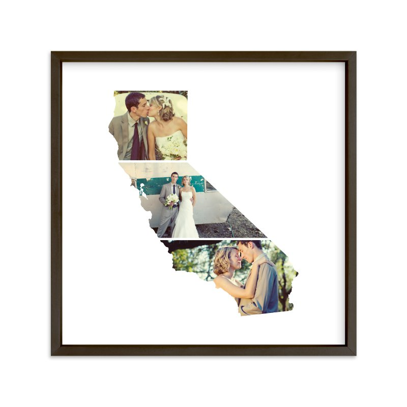 """""""California Love Location"""" - Custom Photo Art Print by Heather Buchma in beautiful frame options and a variety of sizes."""