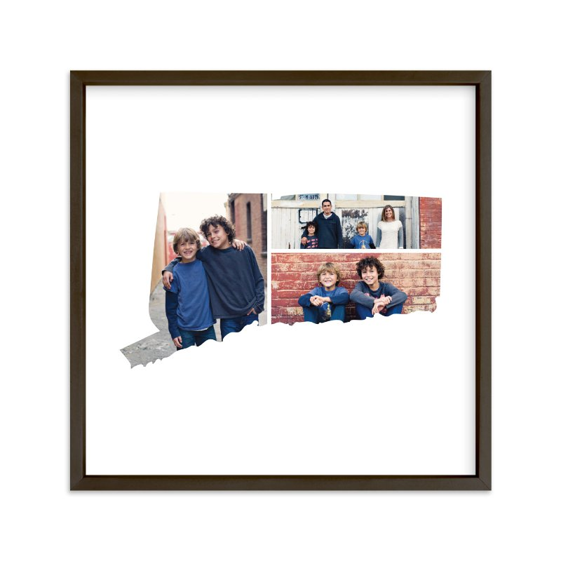 """""""Connecticut Love Location"""" - Custom Photo Art Print by Heather Buchma in beautiful frame options and a variety of sizes."""