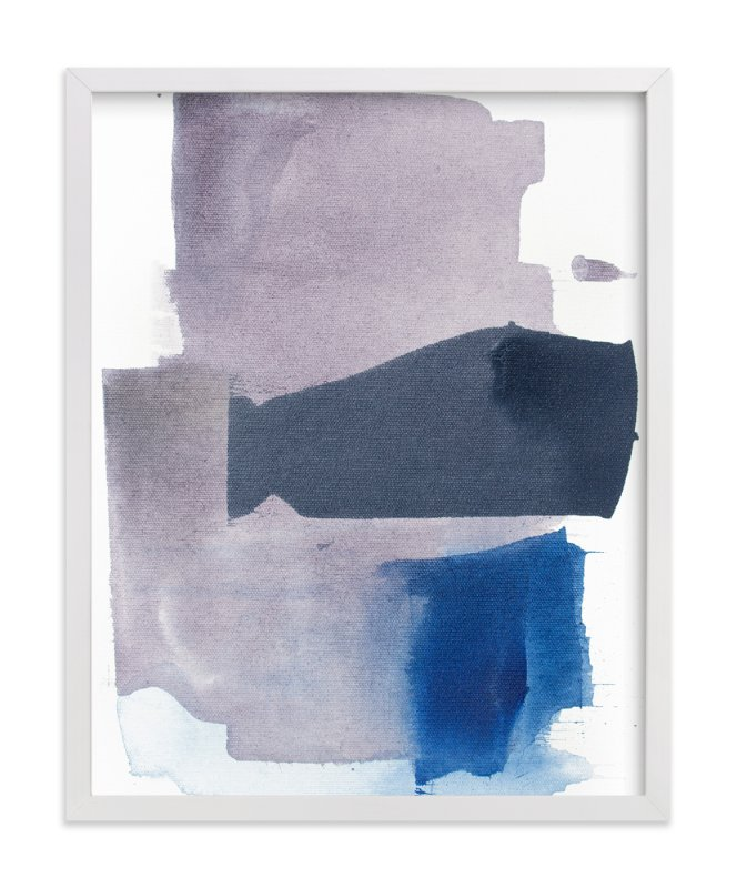 """""""Pressed No. 3"""" - Limited Edition Art Print by Julia Contacessi in beautiful frame options and a variety of sizes."""