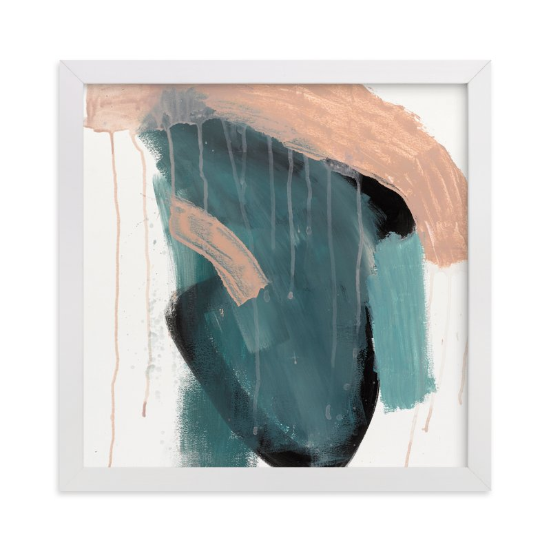 """""""rock in style"""" - Limited Edition Art Print by Lauren Packard in beautiful frame options and a variety of sizes."""