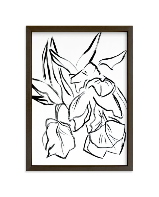 """Parrot Tulips"" - Limited Edition Art Print by Lynne Millar in beautiful frame options and a variety of sizes."