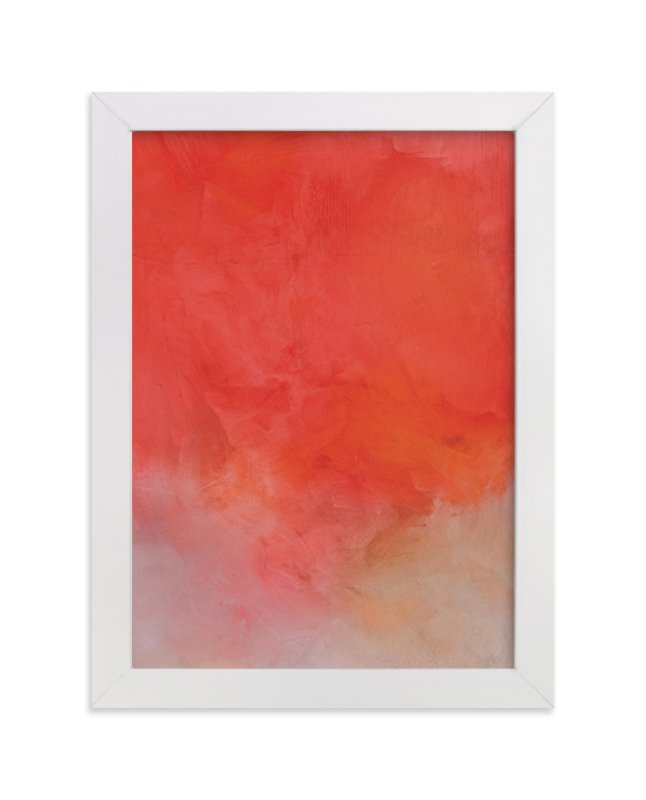 """""""Fahrenheit"""" - Limited Edition Art Print by Amy Gray in beautiful frame options and a variety of sizes."""