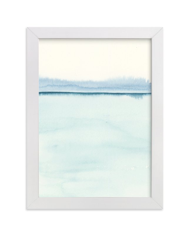 """Playa Two"" - Limited Edition Art Print by Emily Magone in beautiful frame options and a variety of sizes."