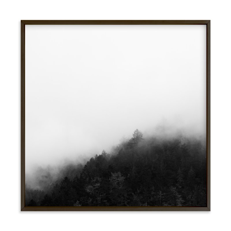 """""""Mystify"""" - Limited Edition Art Print by Jessica Cardelucci Nugent in beautiful frame options and a variety of sizes."""