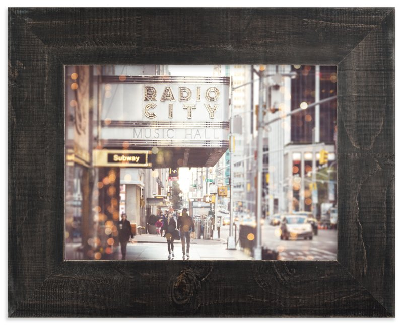 """Radio City Dream"" - Limited Edition Art Print by Pockets of Film in beautiful frame options and a variety of sizes."