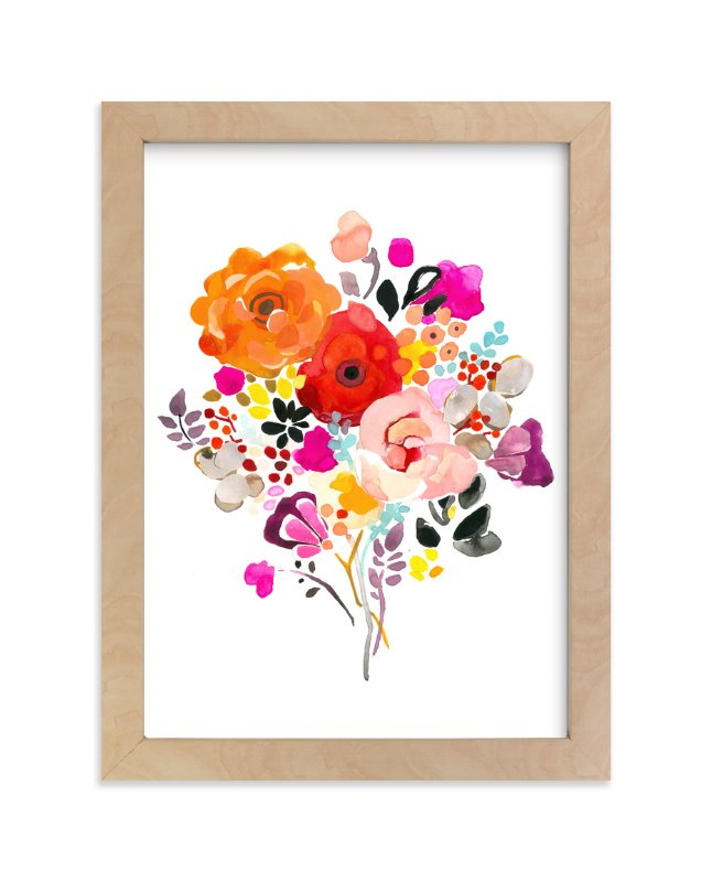 """Luminous"" - Limited Edition Art Print by Betty Hatchett in beautiful frame options and a variety of sizes."
