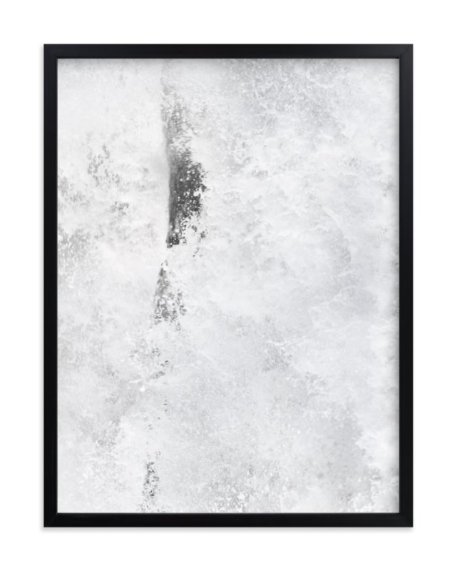 """""""rush I"""" - Limited Edition Art Print by Kamala Nahas in beautiful frame options and a variety of sizes."""