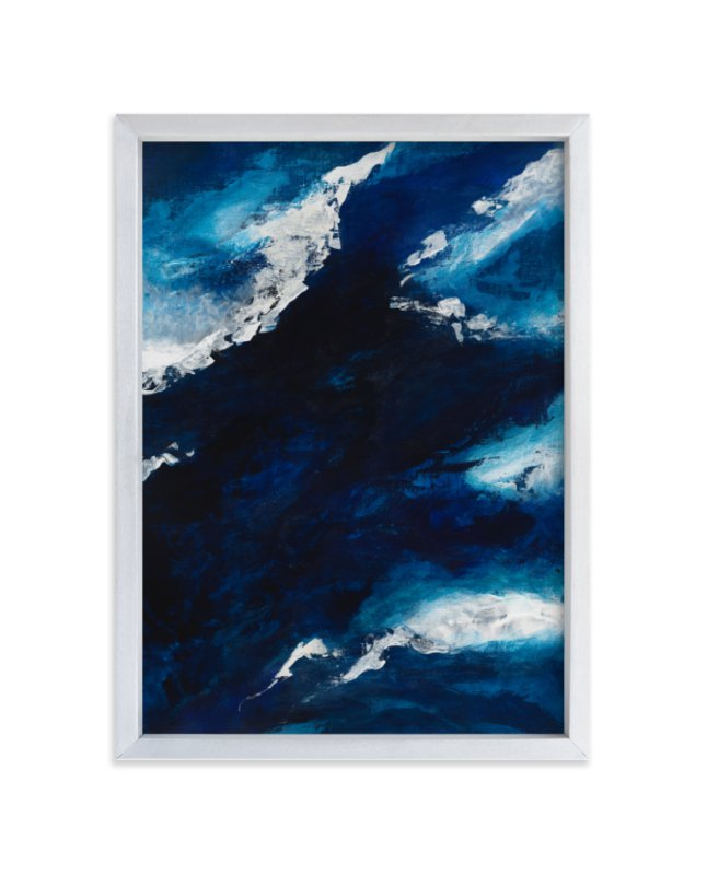 """Motion"" - Limited Edition Art Print by CaroleeXpressions in beautiful frame options and a variety of sizes."