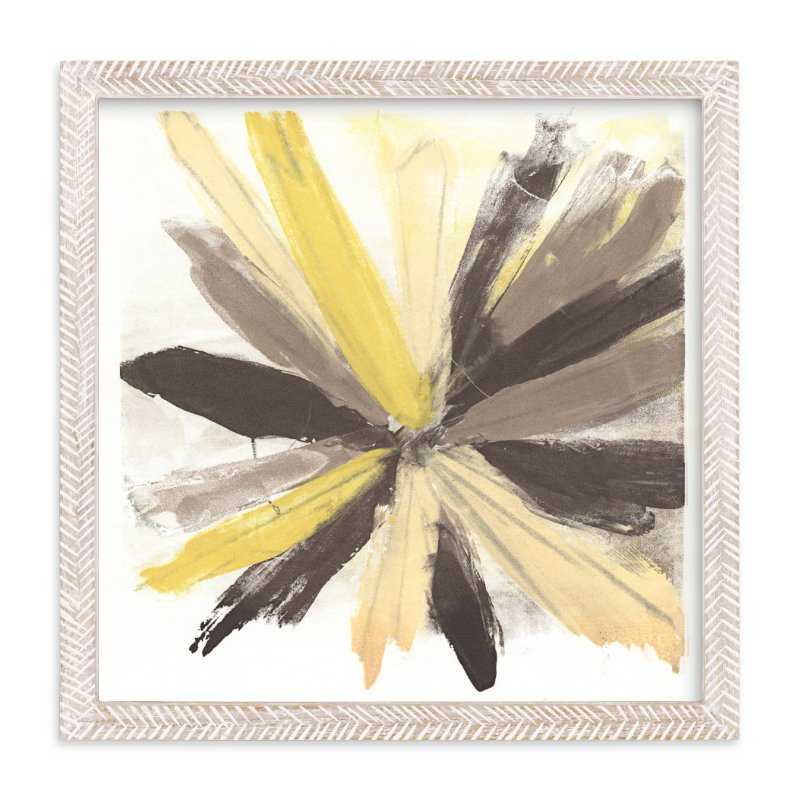 """""""Bright Star Series #1"""" - Limited Edition Art Print by Angela Simeone in beautiful frame options and a variety of sizes."""