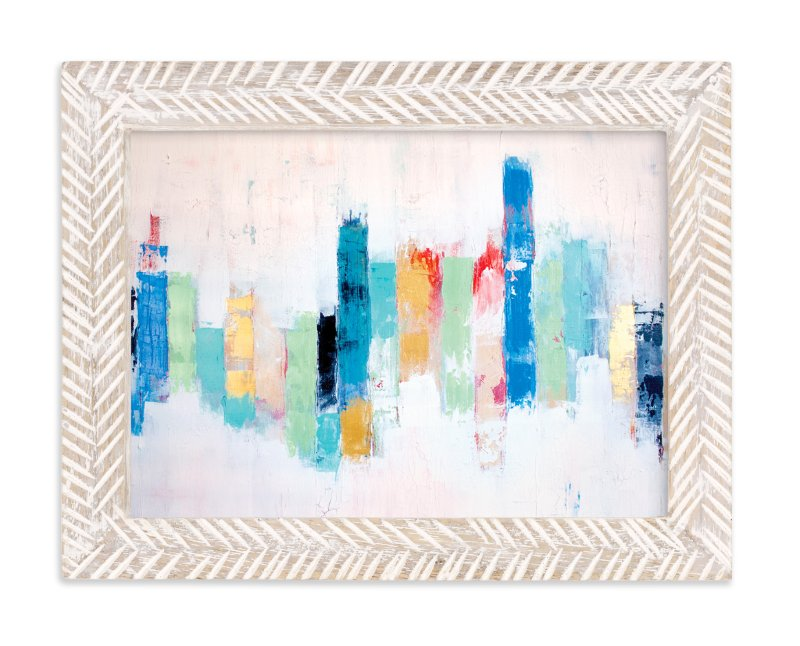 """""""Marina"""" - Limited Edition Art Print by Katherine Roberts in beautiful frame options and a variety of sizes."""