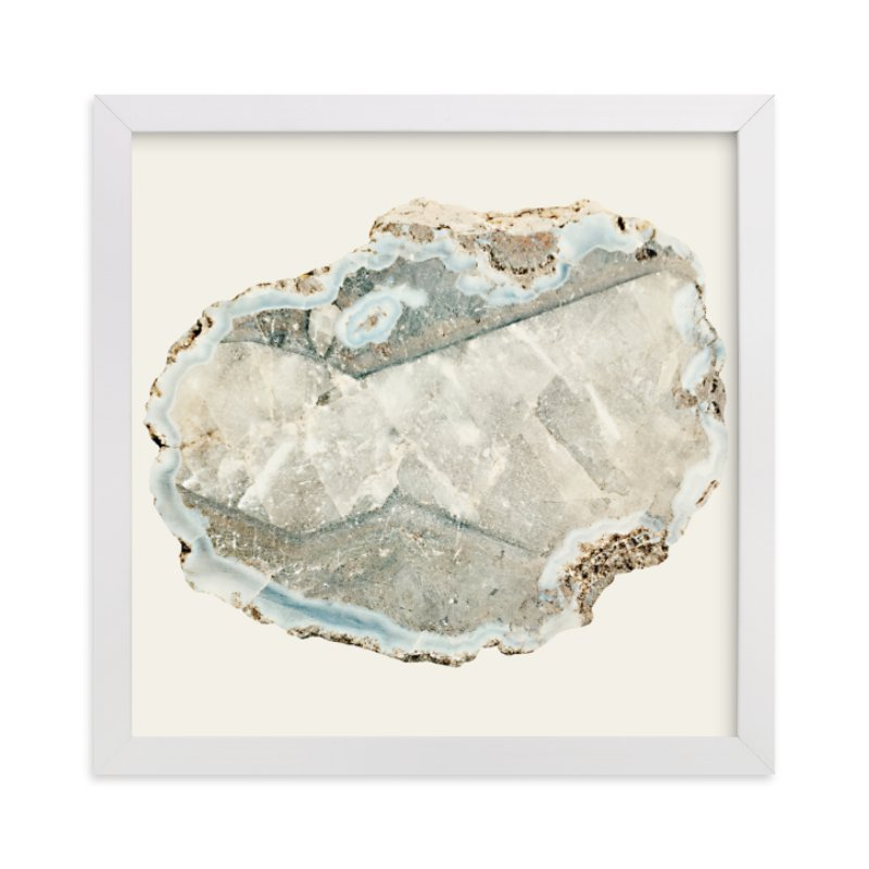 """Agate"" - Limited Edition Art Print by Baumbirdy in beautiful frame options and a variety of sizes."