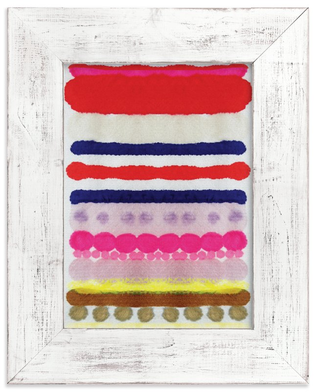 """""""Linked No 3"""" - Limited Edition Art Print by Kristi Kohut - HAPI ART AND PATTERN in beautiful frame options and a variety of sizes."""