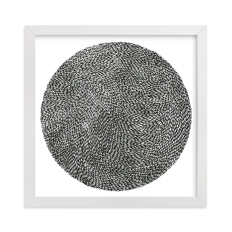 """""""Rice"""" - Limited Edition Art Print by Bryn Namavari in beautiful frame options and a variety of sizes."""