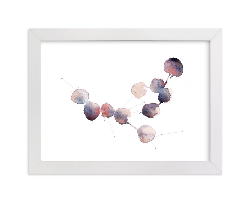 """Connection No. 1"" - Limited Edition Art Print by Kelly Ventura in beautiful frame options and a variety of sizes."