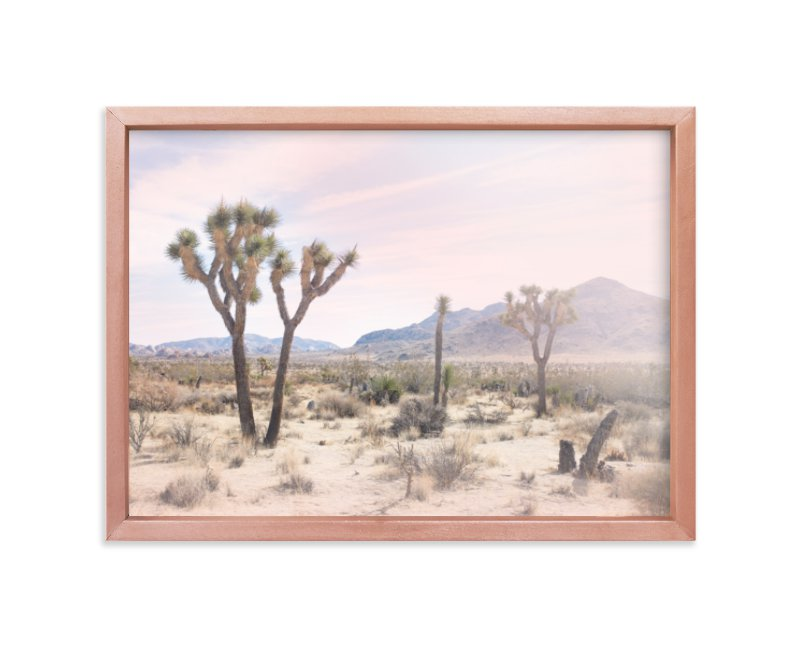 """""""Joshua Tree No. 10"""" - Limited Edition Art Print by Wilder California in beautiful frame options and a variety of sizes."""