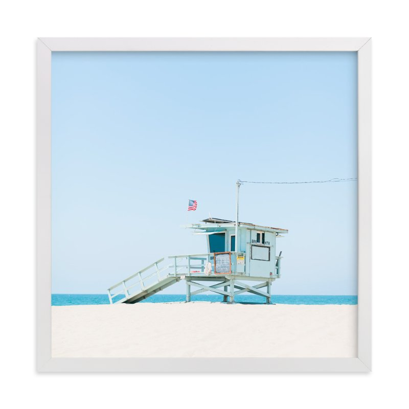 Venice Beach Wall Art Prints by Jessica C. Nugent | Minted