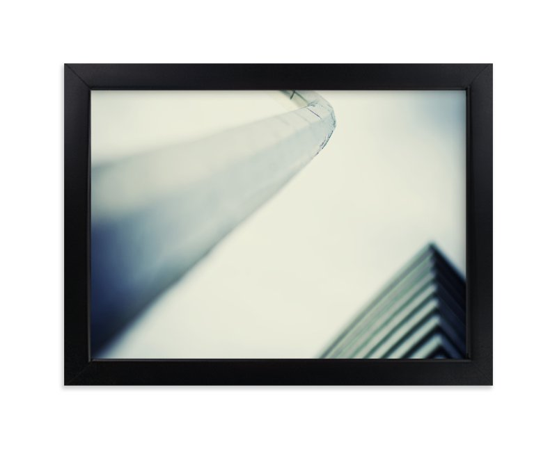 """""""MODERN ARCHITECTURE"""" - Limited Edition Art Print by Angela Cameron in beautiful frame options and a variety of sizes."""