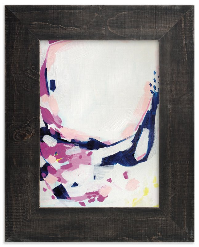 """Swing"" - Limited Edition Art Print by Katie Craig in beautiful frame options and a variety of sizes."