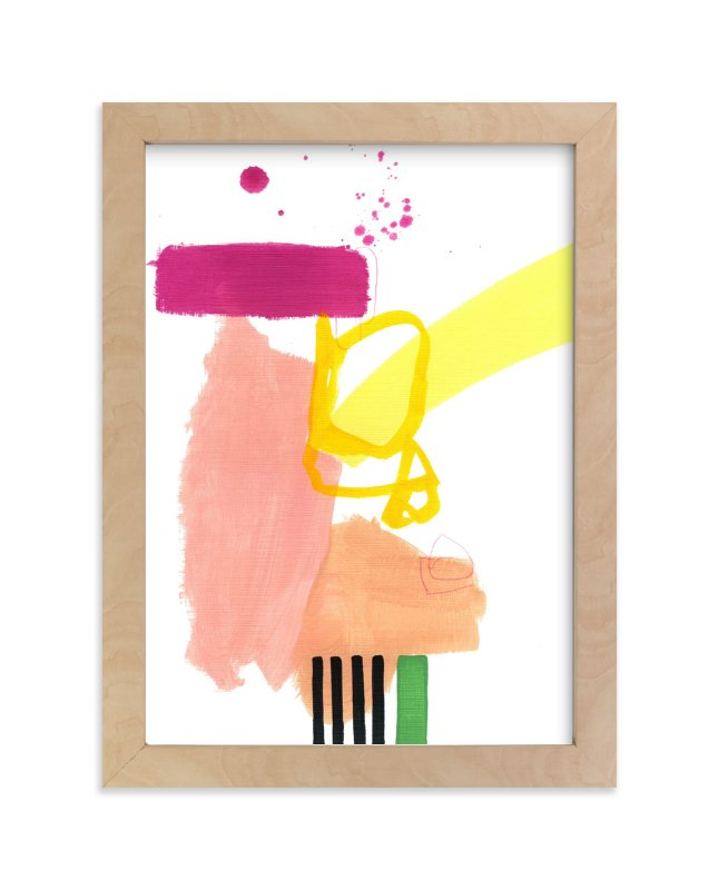 """Composition 4"" - Limited Edition Art Print by Jaime Derringer in beautiful frame options and a variety of sizes."