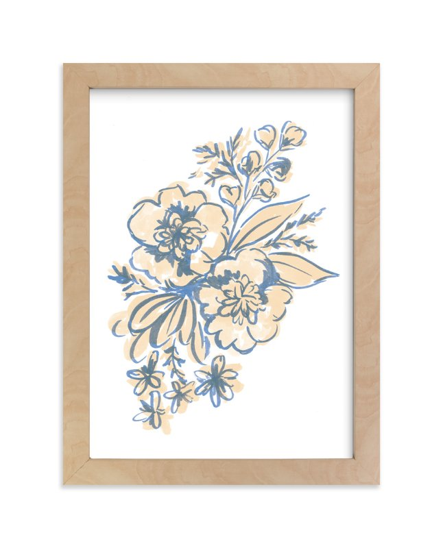 """""""Two Tone"""" - Limited Edition Art Print by Alethea and Ruth in beautiful frame options and a variety of sizes."""