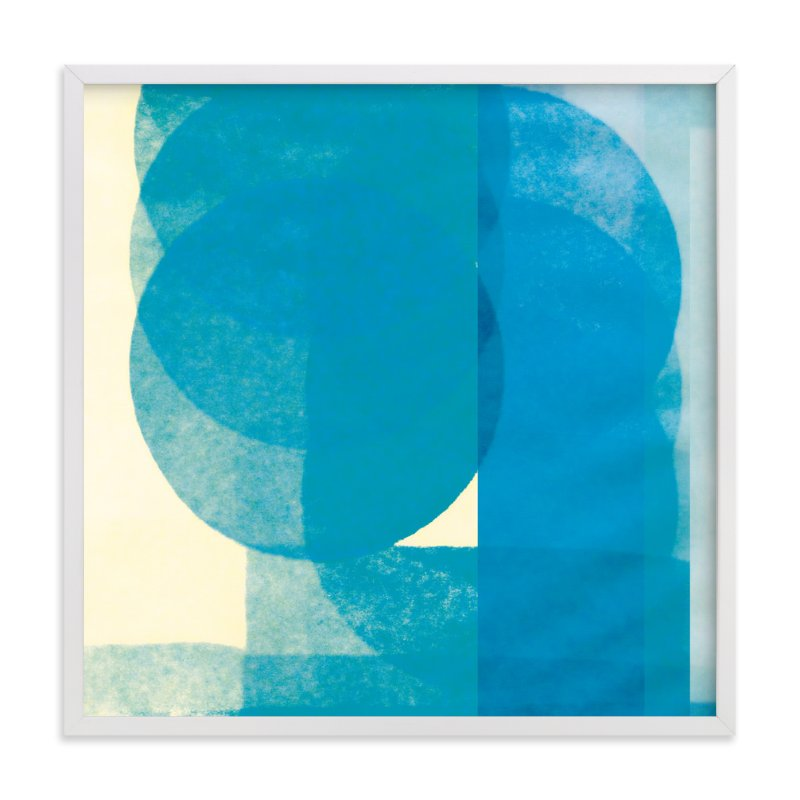 """filtered 2"" - Limited Edition Art Print by Kate Capone in beautiful frame options and a variety of sizes."