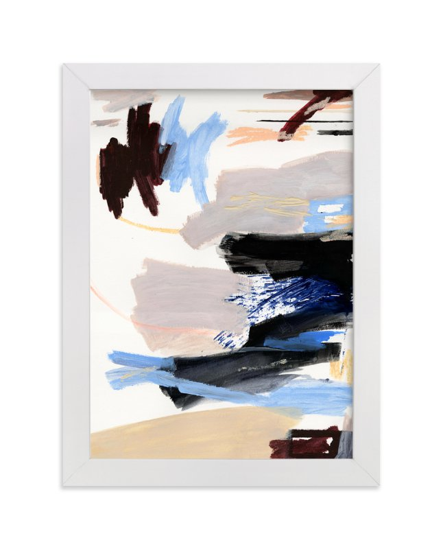 """""""Dusk Sky"""" - Limited Edition Art Print by Lauren Packard in beautiful frame options and a variety of sizes."""