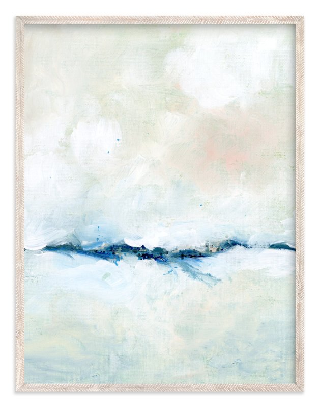 """""""Solstice"""" - Limited Edition Art Print by Lindsay Megahed in beautiful frame options and a variety of sizes."""