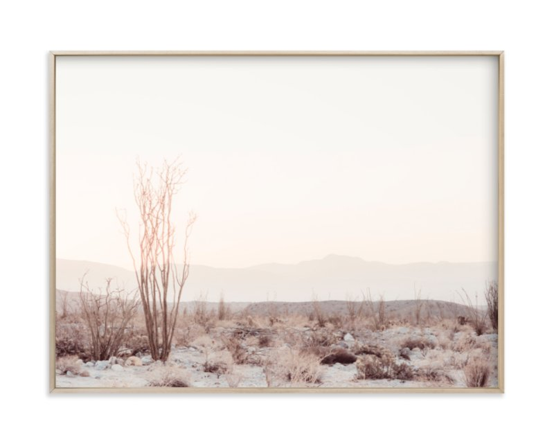 """Ocotillo II"" - Limited Edition Art Print by Kamala Nahas in beautiful frame options and a variety of sizes."