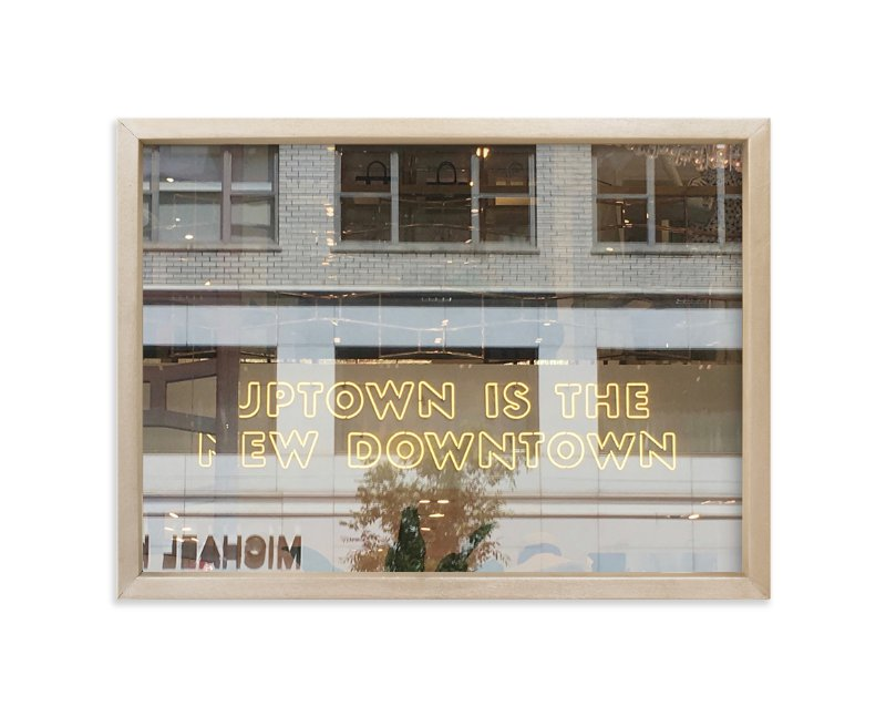 Uptown Wall Art Prints by Jan Kessel | Minted