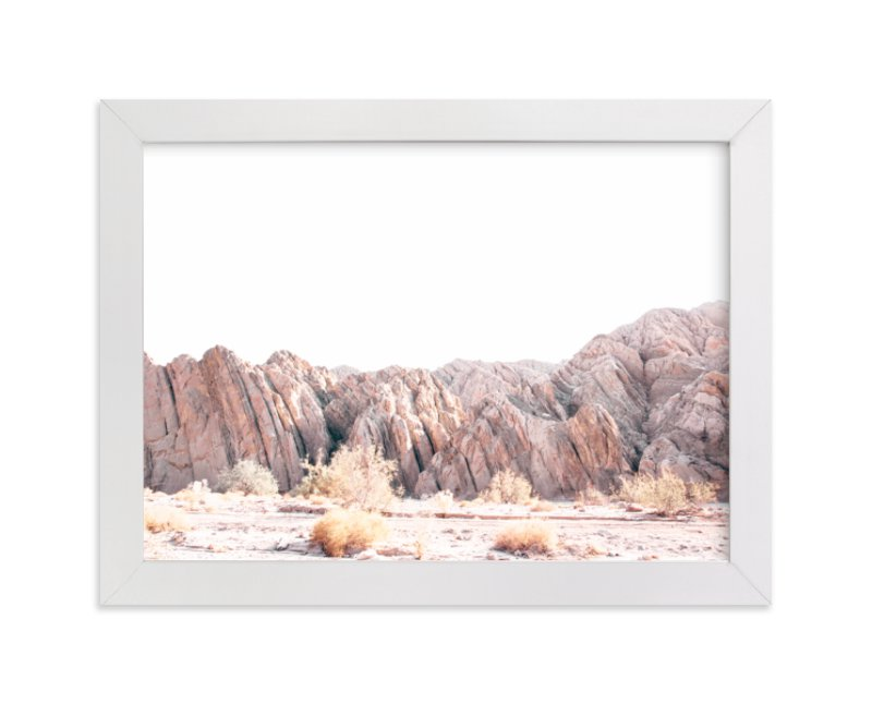 """Painted Canyon 3"" - Limited Edition Art Print by Kamala Nahas in beautiful frame options and a variety of sizes."