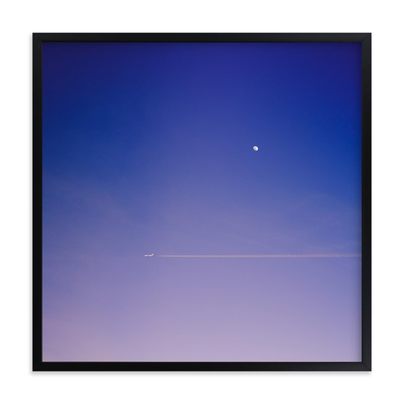 """""""Skyscraping"""" - Limited Edition Art Print by Andrew McClintock in beautiful frame options and a variety of sizes."""