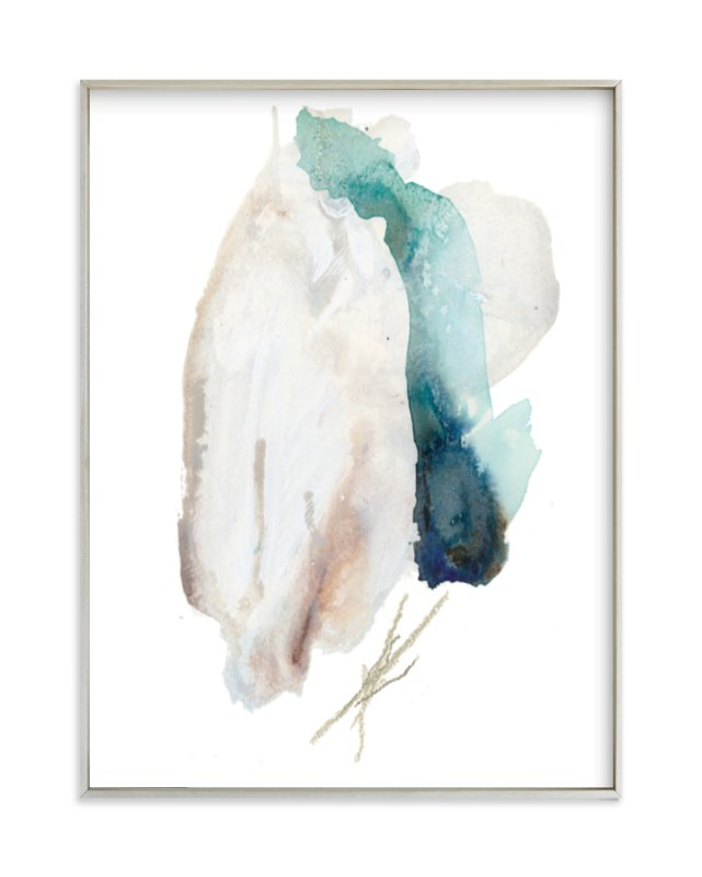"""""""Advection"""" - Limited Edition Art Print by Ariel Scholten in beautiful frame options and a variety of sizes."""