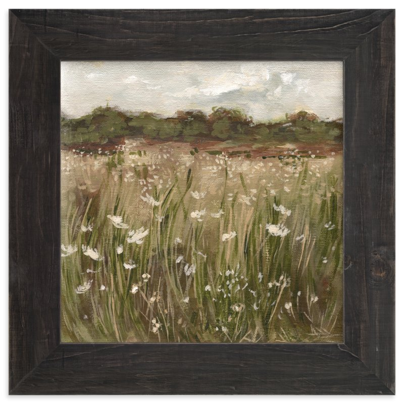 """""""Field of Lace"""" - Limited Edition Art Print by Lorent and Leif in beautiful frame options and a variety of sizes."""