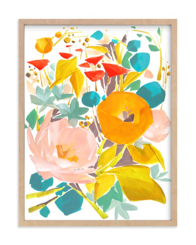 Upward Wall Art Prints by Jess Franks   Minted