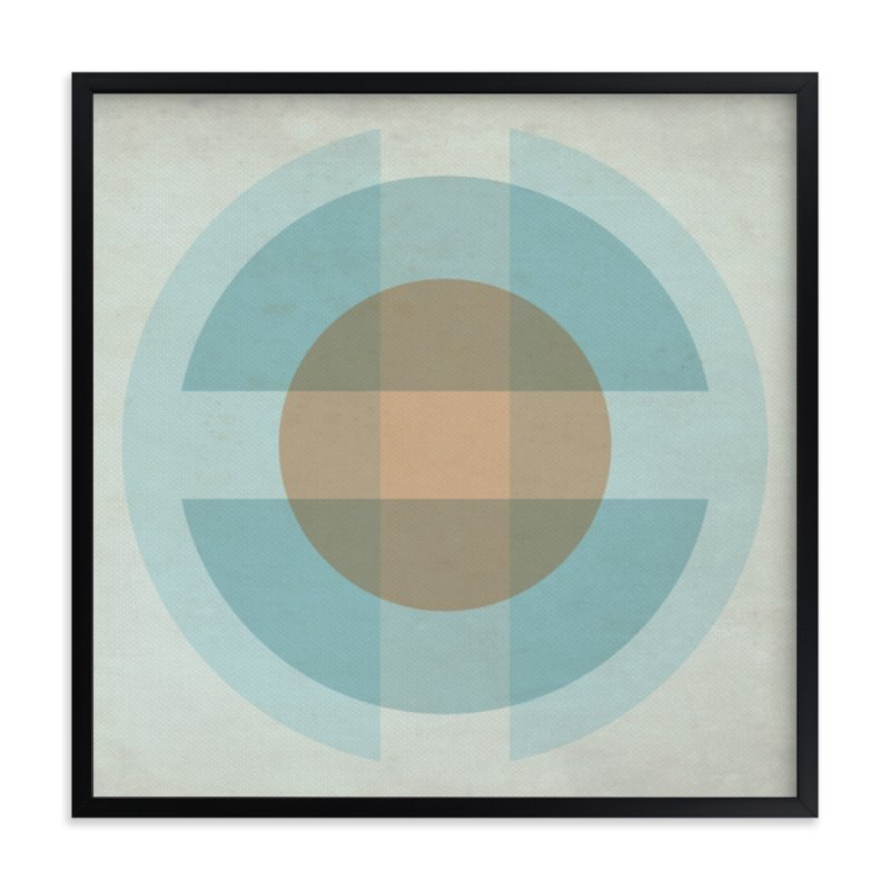 """Aperture"" - Limited Edition Art Print by Jennifer Morehead in beautiful frame options and a variety of sizes."