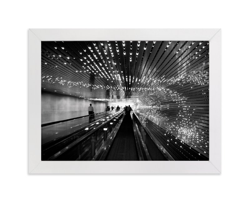 """""""Lighten-ing"""" - Limited Edition Art Print by van tsao in beautiful frame options and a variety of sizes."""