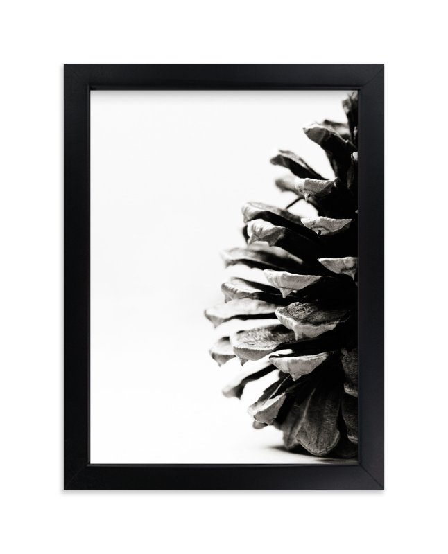 Pine Cone Wall Art Prints by Alexis Arnold | Minted