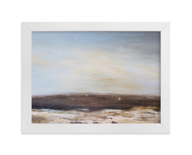 """""""Llano Winds"""" - Limited Edition Art Print by Megan Kelley in beautiful frame options and a variety of sizes."""