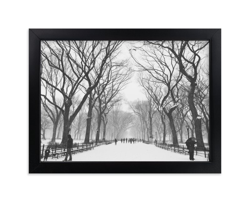 """'Neath the Elms"" - Limited Edition Art Print by xolaura in beautiful frame options and a variety of sizes."