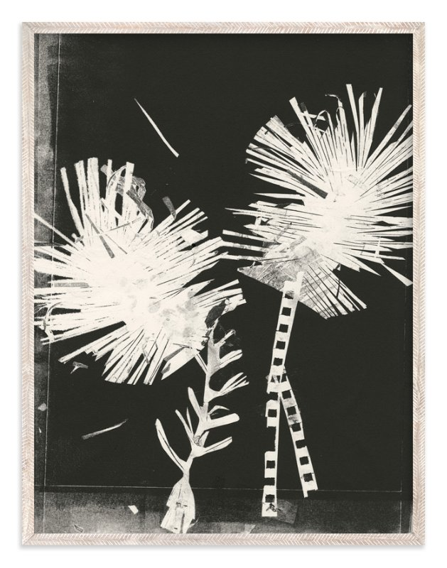 Paper Flower 1 Wall Art Prints by Angela Simeone | Minted