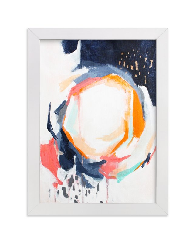 """Light in dark"" - Limited Edition Art Print by Jihye Back Kim in beautiful frame options and a variety of sizes."